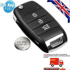 for Kia Sorento Optima Sportage Soul Ceed Remote control key case replacement