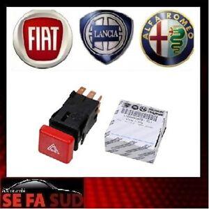 INTERRUTTORE SEGNALATORE DI EMERGENZA FRECCE ORIGINALE FIAT DUCATO 1300456808
