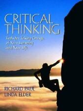 Critical Thinking: Tools for Taking Charge of Your Learning and Your Life, Paul,