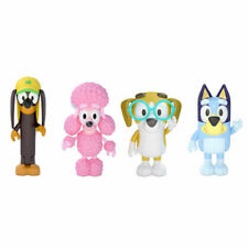 Moose Racing Bluey and Friends Set of 4 Four Toy - 33729087