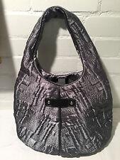 Folli Follie Silver Handbag Tote - DNT