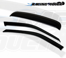 Sun roof & Window Visor Wind Guard Out-Channel 3pc For 96-07 Dodge Grand Caravan