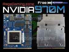 nVidia GeForce GTX 970M MXM 3.0B VideoCard for MSI/Alienware/DELL/Clevo