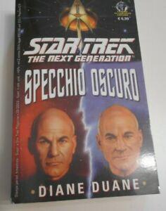 STAR TREK N. 1 Diane Duane SPECCHIO OSCURO
