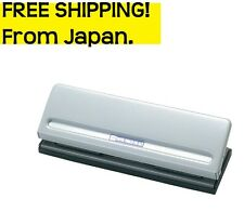 Open industrial 6 hole punch  From Japan 1 A  Shipping Free Tracking number