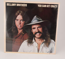 Bellamy Brothers You Can Get Crazy LP Record Sealed