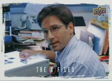 X Files UFOs & Aliens Complete 100 Card Base Set