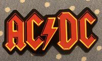 - AC/DC Sticker - AC / DC Bonn Scott Bryan Johnson  Angus Malcolm Young Black