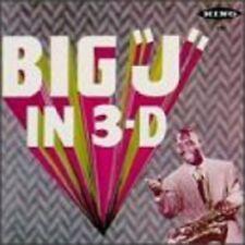 "Big ""J"" in 3-D by Big Jay McNeely (CD, Apr-1995, King)"