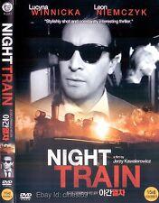 Pociag / Night Train (1959, Jerzy Kawalerowicz) DVD NEW