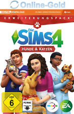 Die Sims 4 Hunde & Katzen Key - The Sims 4 Cats Dogs EA ORIGIN PC Addon DLC EU