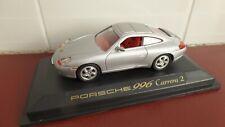 Porsche 911 (996) Carrera 2 in Silver - 1:43 scale