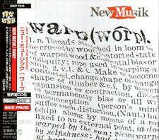 New Musik - Warp (2001) (Epic - EICP 7015)