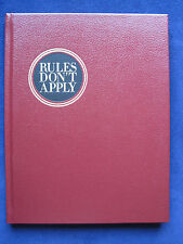 RULES DON'T APPLY - ORIGINAL PRIVATELY PRINTED SCRIPT by WARREN BEATTY 1stEd