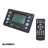 5V LCD MP3 Decoder Board Bluetooth 4.2 Audio Receiver APE FLAC WMA WAV Decoding-
