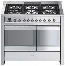 Smeg Dual Fuel Home Cookers 100 cm Width