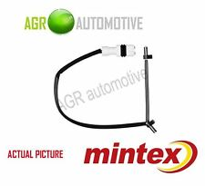 MINTEX FRONT LEFT BRAKE PAD WEAR SENSOR WARNING INDICATOR QUALITY - MWI0445