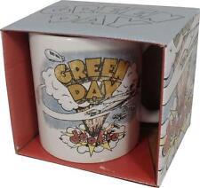 Green Day - Dookie Mug Ceramic Coffee / Tea Mug - New & Official In Box