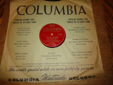 """1947 COL.78/Kay Kyser&His Orch..""""What Are You Doing New Year's Eve?""""/E!!!"""