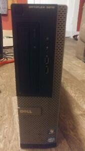 Dell OptiPlex 3010 8GB RAM, i5-3470, 3.20GHz, 1TB HDD Windows 10 pro