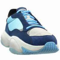 Puma Alteration Planet Pluto Lace Up Sneakers  Casual   Sneakers Blue Mens -