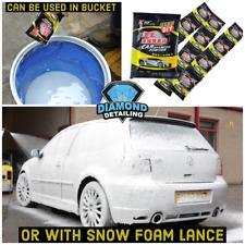 Polvo de lavado de coches/Champú Nieve Espuma ph neural Cera 10 Pack