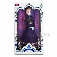 "2015 Disney Store Frozen Regal Elsa 17"" Limited Edition Collector Doll LE 5000"