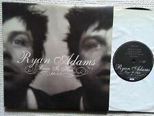 """RYAN ADAMS - """" LOVE IS HELL PARTS 1&2 """" VINYL 2 LP 10"""" + INNER 33RPM EU 2003 NM"""