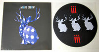 NEW Miike Snow *iii* Limited Edition Picture Disc Vinyl + Slipmat /1000 RARE OOP