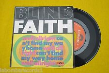 "BLIND FAITH -Well All Right (VG++/VG+) SPAIN edit 1969 es verdad 7"" single Ç"