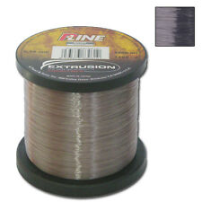 P-LINE EXTRUSION Smoke Silver - 1000m Spools 9-25 Lbs - Copolymer / Nylon