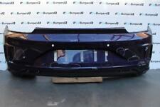 VW SCIROCCO R LINE REAR BUMPER WITH P.D.C HOLES - 2014-2017 GEN VW PART*E7