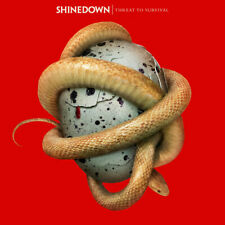 Shinedown - Threat To Survival CD NEW