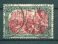 Deutsches Reich - Michel 66 III gest. gepr. Jäschke L. BPP