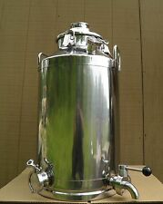 13 Gallon Stainless Still Boiler, Whiskey Still Boiler, Moonshine Boiler
