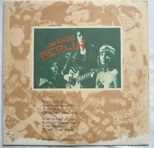LOU REED - Berlin - US-LP > Velvet Underground