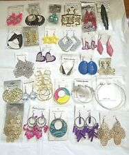 Wholesale Jewelry Lot 20 Pairs Nice Quality Earrings US Seller