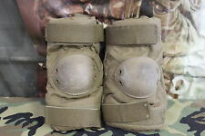 1 SET MARINE CORP COYOTE BROWN ELBOW PADS GENUINE GOVERMENT ISSUE USED IN GC