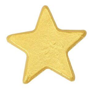 Edible Gold Lustre Sugar Star-Cake decoration x 12