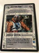 Star Wars Galactic Files Series 1 Base Card #148 Hobbie Klivian