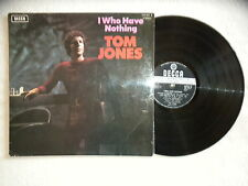 "LP TOM JONES ""I Who Have Nothing"" DECCA 258.063 B FRANCE µ"