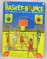 Vintage Basket Bounce Game Smethport Specialty 1970 on Card - Smethport, PA