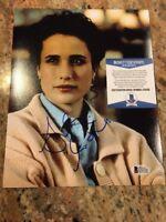Andie MacDowell Autographed 8x10 Photo W/Coa Groundhog Day