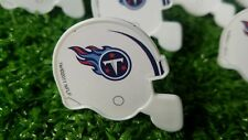 Tennessee Titans Cupcake Toppers Rings Birthday Cake NFL Lot of 12 Mini Helmets