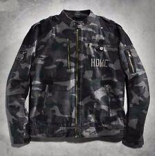 Harley-Davidson® Men's Evader 3-in-1 Hooded Camouflage Canvas Jacket 97549-16VM