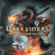 DARKSIDERS WARMASTERED EDITION - Steam chiave key Gioco PC Game - ITALIANO - ROW
