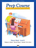 Alfred's Basic Piano Library Prep Course Theory Book Level E Music Book