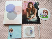 Girls' Generation SNSD Taeyeon Photobook Goods Set w/Gift DVD KPOP 234-pages