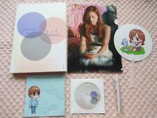 Girls' Generation SNSD Taeyeon Photobook Goods Set w/Gift DVD KPOP 234-pages