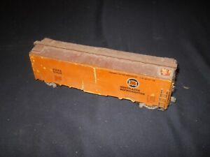 Early O Scale Rock Island 42' Reefer